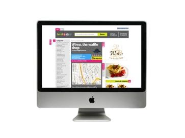 LOCALI$ALO | WEB DESIGN